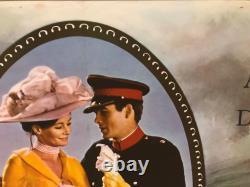 Ryan's Daughter Uk British Quad (1970) Affiche De Film Originale