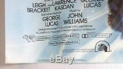 Star Wars Attaque 1980 Empire Original Colombie Quad 30x40 Film Affiche Esb