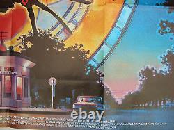 Un Cauchemar Sur La Rue D'orme 4 Affiche De Film De Cinéma De Quad
