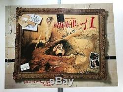 Withnail Et I D'origine 1987 Affiche Du Film Au Royaume-uni Quad Rare George Harrison Beatles